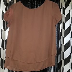 Forever 21 Blush colored top!
